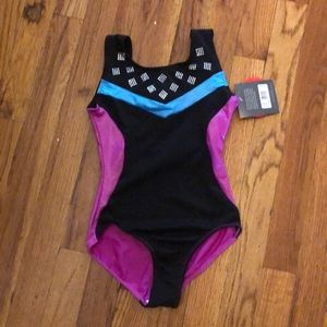 Gymnastics bodysuit